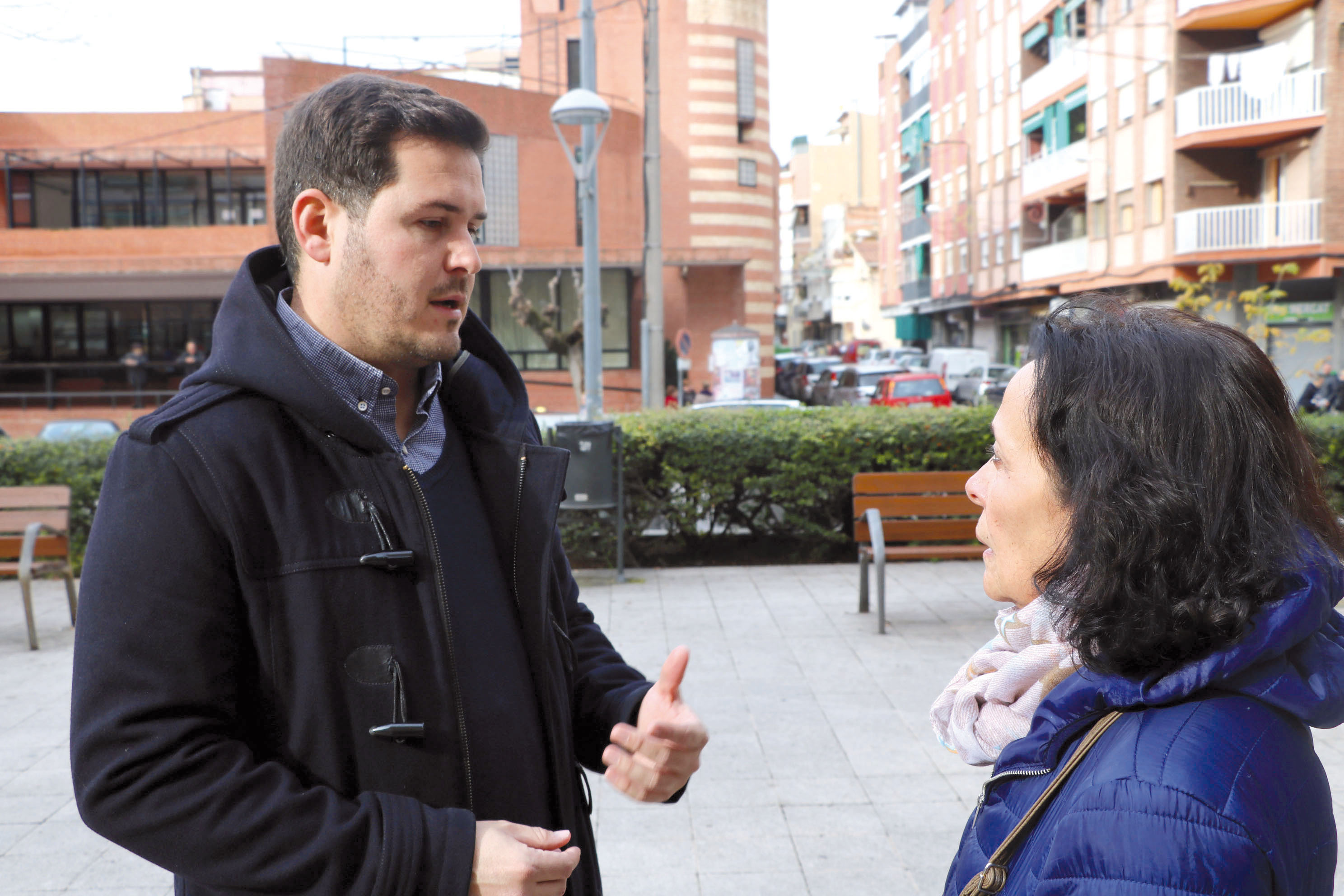 """Óscar Sierra: """"Algunos medios me criticaron  por defender a mi pueblo"""""""