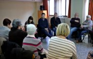Nova trobada de l'alcalde, Óscar Sierra, amb la ciutadania
