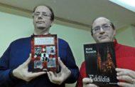 Pepe Ramos presenta la seva nova novel·la, 'Fidelitatis', i Samuel Ramos, 'Entremés'