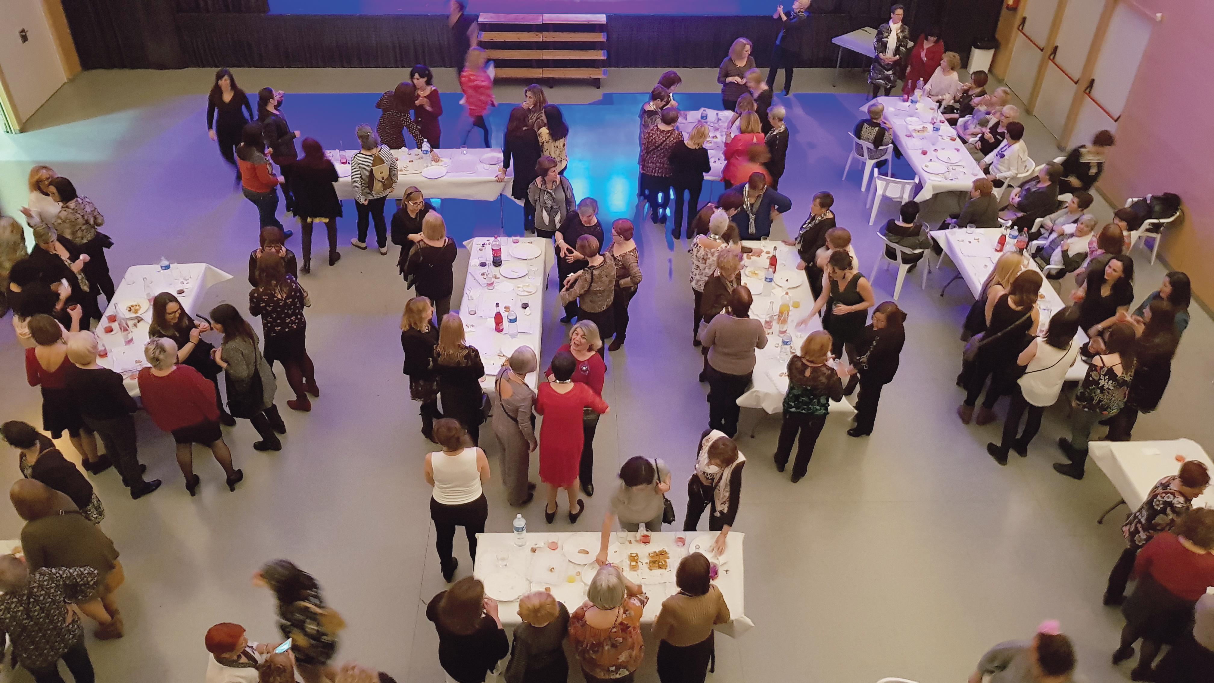 La Nit de les dones tindrà lloc dissabte al Centre Cultural