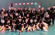 L'infantil A del FS Unión Llagostense guanya el campionat de lliga