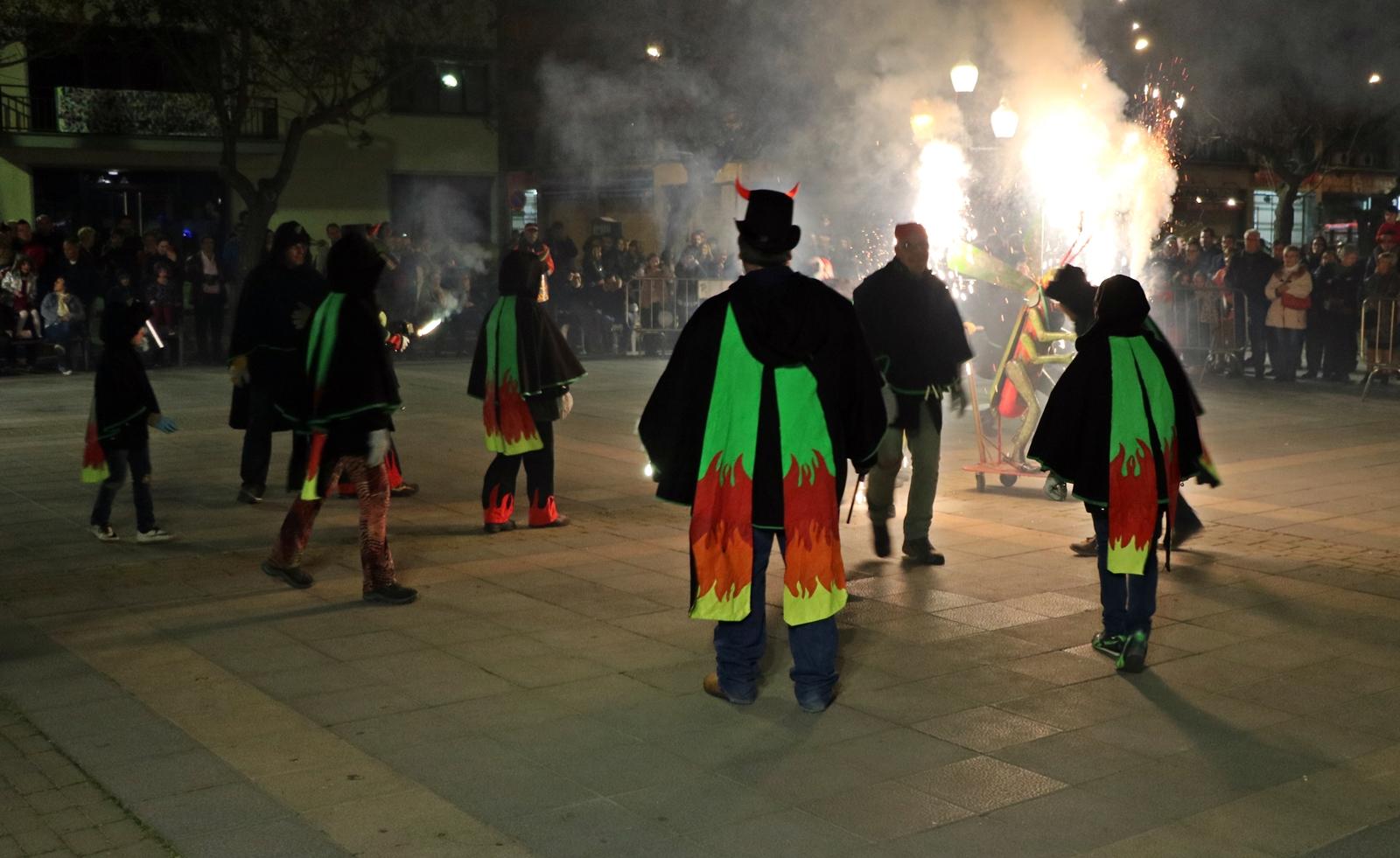 Comencen els actes de les festes de Sant Josep