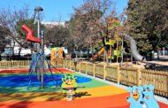 El Parc Popular estrena aquest dissabte la nova zona de jocs