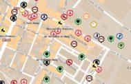 El Consistori llagostenc obre un mapa amb les actuacions fetes a la via pública
