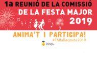 Can Pelegrí acull avui la constitució de la Comissió de Festa Major