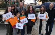 La Biblioteca lliura els premis del Concurs de punts de llibre per Sant Jordi