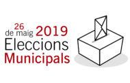 Vuit candidatures participaran a les eleccions municipals
