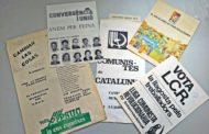 Avui fa 40 anys de les primeres eleccions municipals després de la dictadura