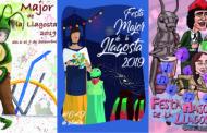 Ja es coneixen les tres obres finalistes del Concurs de cartells de la Festa Major