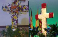 Bona acollida de les celebracions de la Cruz de Mayo que van fer la Casa de Andalucía i l'Asociación Rociera