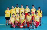 El júnior masculí del Club Bàsquet la Llagosta 2017 es proclama campió de lliga a Sant Boi de Llobregat