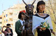 Els gegants de la Llagosta participaran a la Trobada Gegantera de Vinaròs