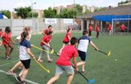 La darrera jornada multiesportiva del curs escolar s'ha celebrat avui