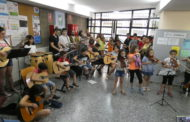 L'Escola Municipal de Música va tancar el curs amb concerts a Can Pelegrí