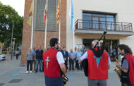 Alborada va celebrar la Festa Galega amb força públic
