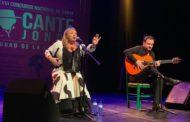 La sevillana Rocío Serrano guanya el Concurs de Cante Jondo