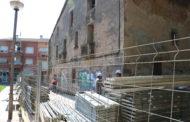 Les obres de reforma de Can Baqué ja estan en marxa
