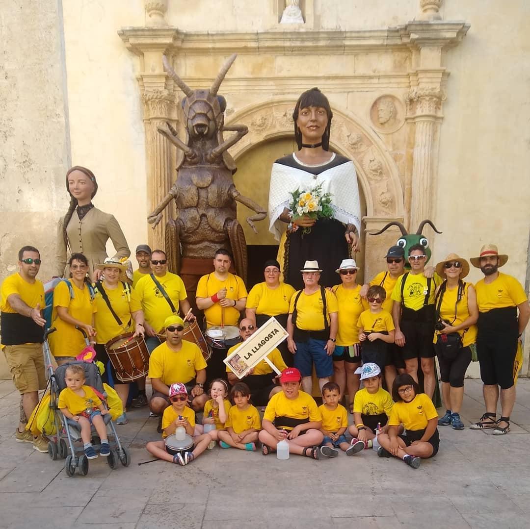 Balanç positiu de la sortida dels gegants a Vinaròs