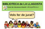 La Biblioteca obre el període d'inscripció per fer de jurat del concurs literari Atrapallibres