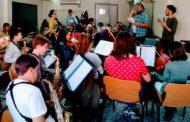 Més d'un centenar d'alumnes comencen el curs a l'Escola de Música