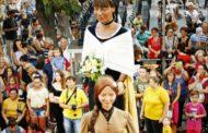 Els gegants de la Llagosta visitaran diumenge Pallejà