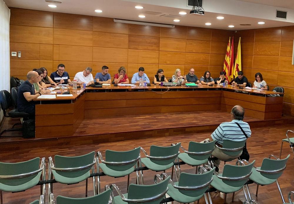 L'Ajuntament de la Llagosta, contra el canvi climàtic