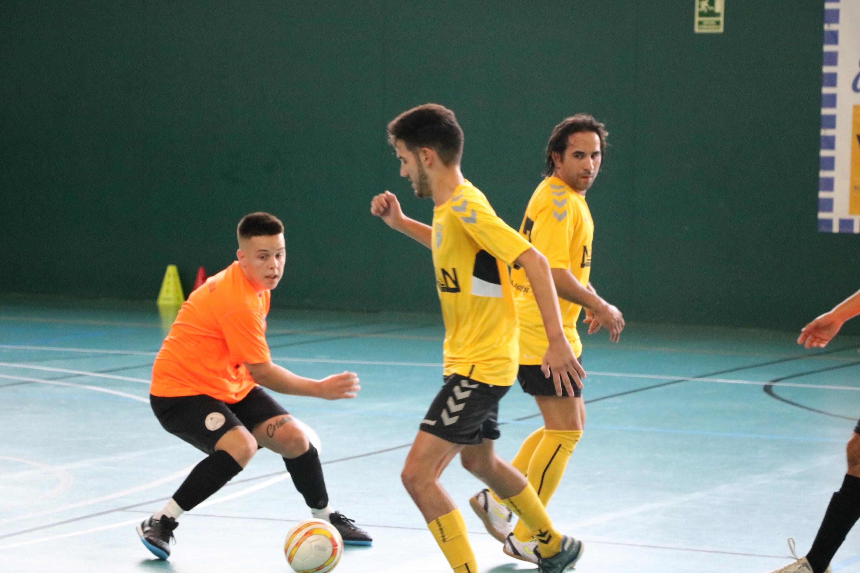 El FS Unión Llagostense perd a la pista del Ripoll (5-1)