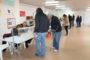 A les 14 h, la participació electoral a la Llagosta supera el 42%