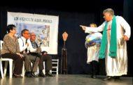 L'ACG Alborada porta al Centre Cultural al grup Luz de Luna Teatro