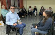 Andrés Hernández, amb 'El círculo virtuoso y otros relatos', protagonista del Club de lectura de novembre