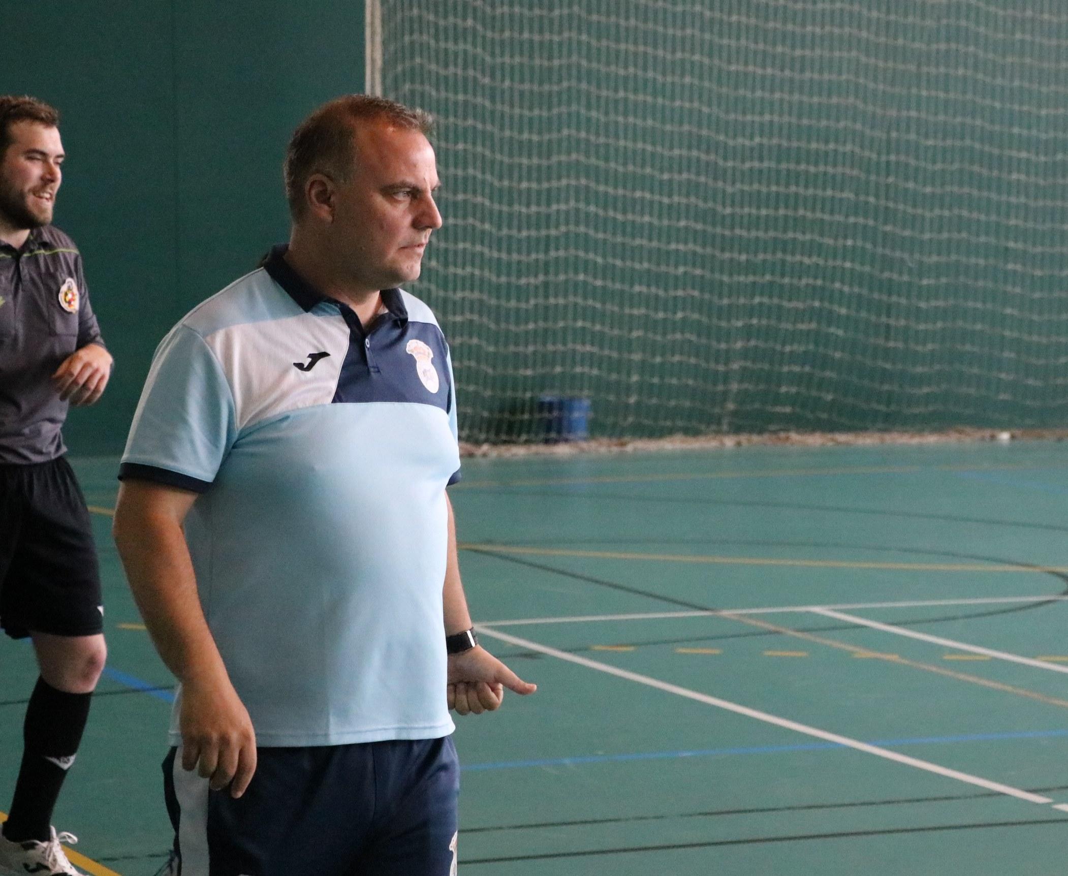 La Concòrdia destitueix l'entrenador Dani Mosteiro