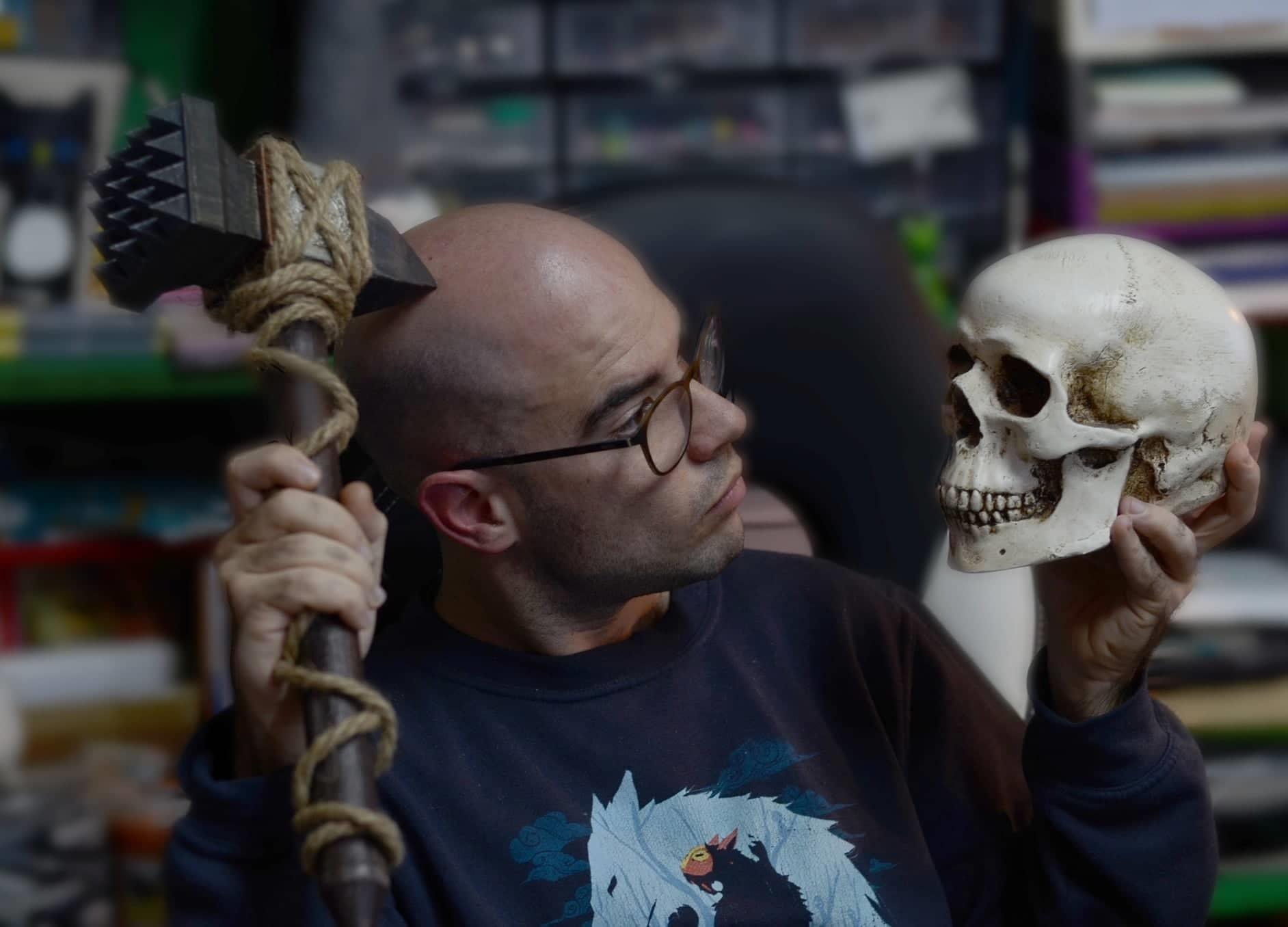 Rubén Abarca rodarà el seu tercer curtmetratge