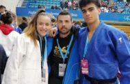 Kaisan Molina queda cinquè a la Copa d'Espanya cadet de judo a Pamplona