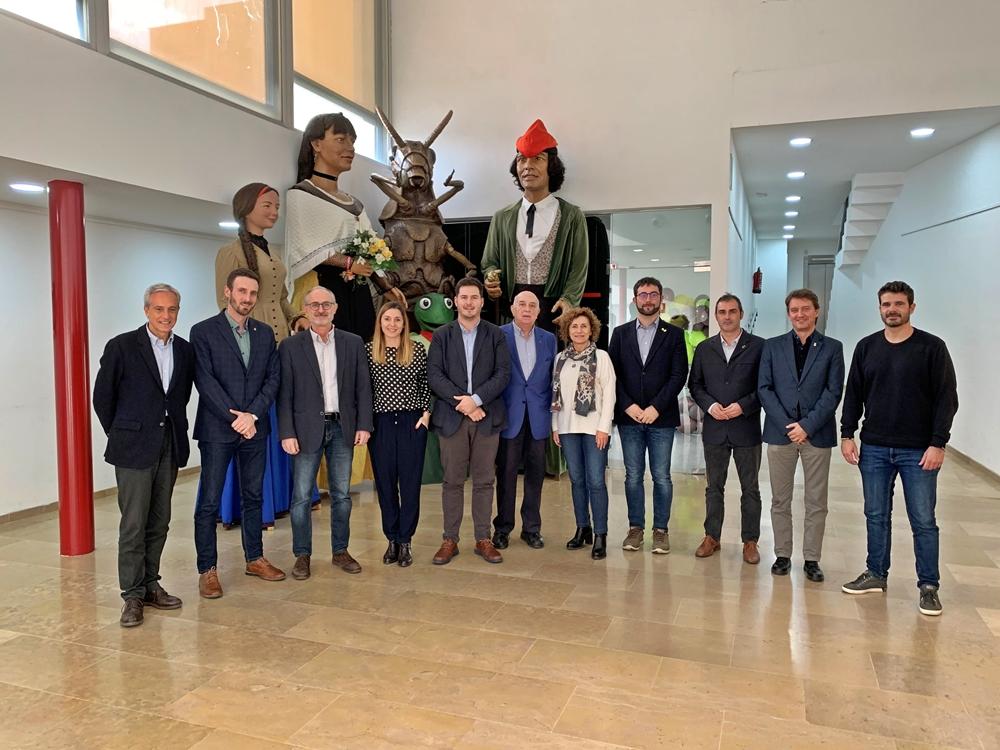 La Llagosta acull el Consell d'Alcaldes de la Fundació Sanitària Mollet