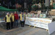 Ràdio la Llagosta ha organitzat avui la 19a Ràdio Marató Solidària