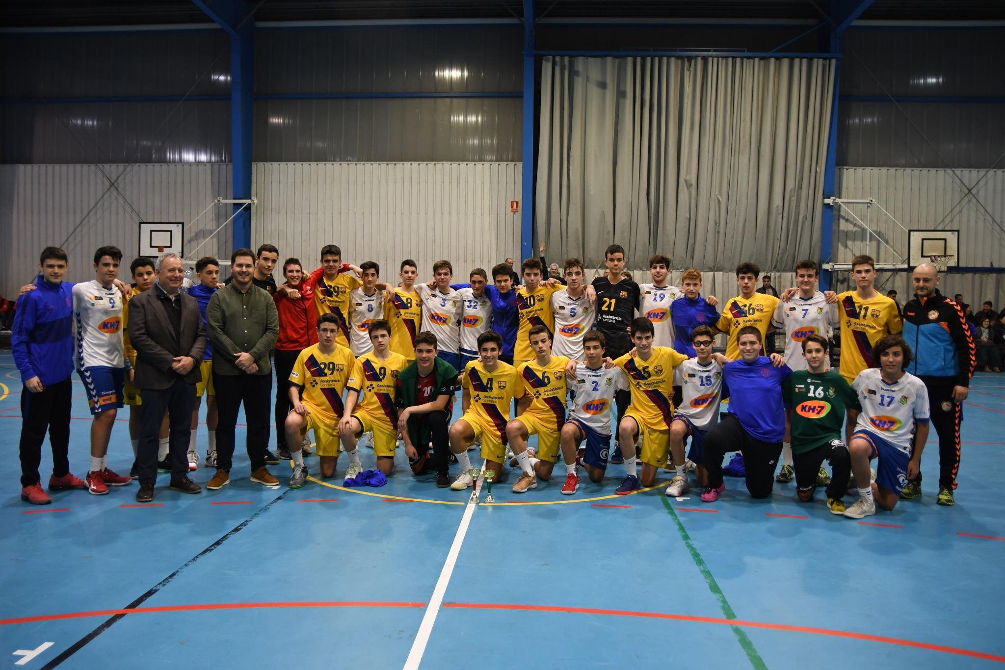 El Joventut Handbol, satisfet amb la trobada per la Marató