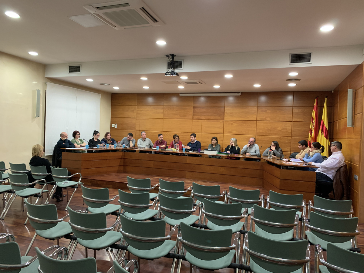 Adhesió de l'Ajuntament al Pacte d'alcaldes i alcaldesses pel clima i l'energia