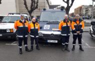 Protecció Civil de la Llagosta va participar en 50 actuacions durant el 2019