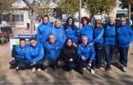 El sènior femení del Club Petanca guanya la lliga del grup 2 de la Tercera Catalana