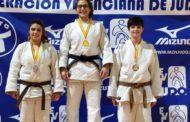 Ainhoa Cortés, de l'AE Karate-Judo, es classifica per a la fase final del Campionat d'Espanya júnior de judo