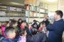 Alumnes de l'Escola Safa han visitat avui l'Ajuntament