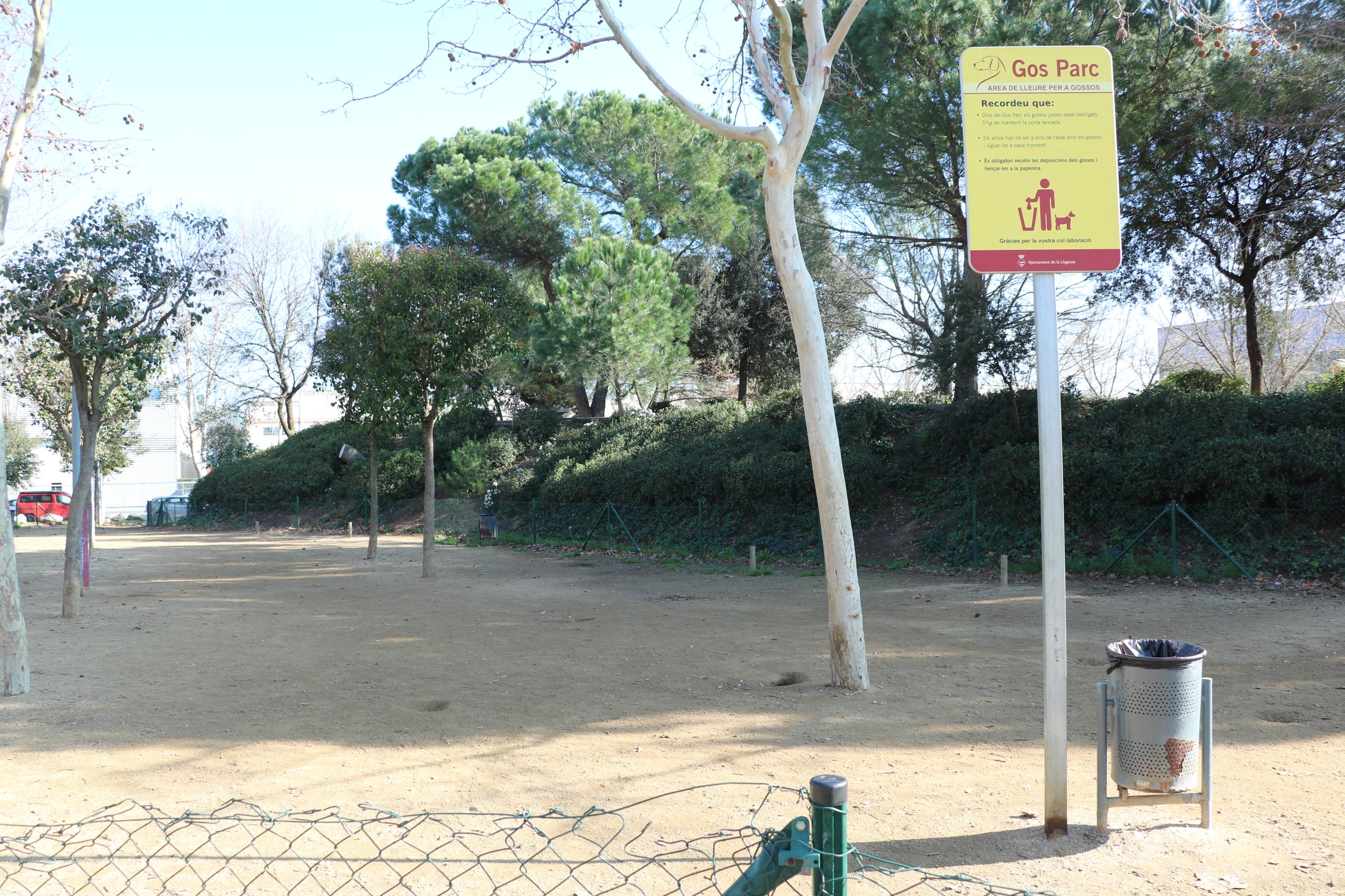 L'Ajuntament ampliarà i millorarà el Gos Parc