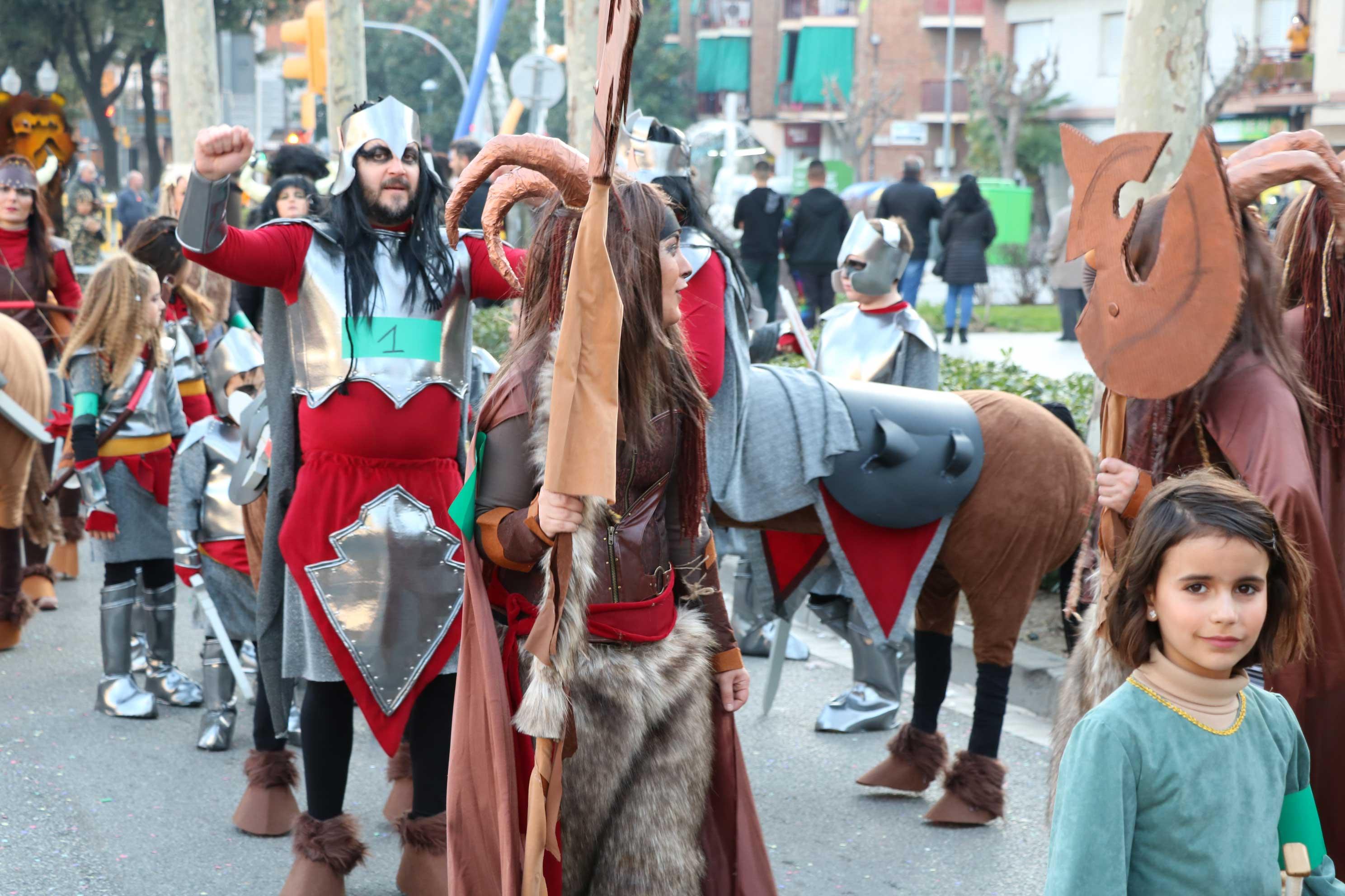 'Narnia', 'Verne' i 'Con altura' guanyen el Concurs de disfresses del Carnaval 2020