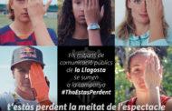 El 08centvint i Ràdio La Llagosta se sumen a la campanya T'ho estàs perdent