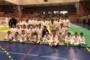 Una vintena de judokes de l'AE Karate-Judo participen en una trobada del Judoxics
