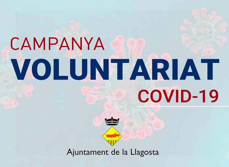 L'Ajuntament posa en marxa una campanya de voluntariat