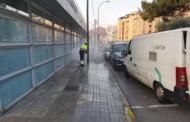 S'amplien els espais públics desinfectats a diari a la Llagosta