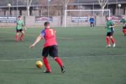 El CE La Llagosta cau golejat contra la Sabadellenca B (6-0) amb un jugador menys