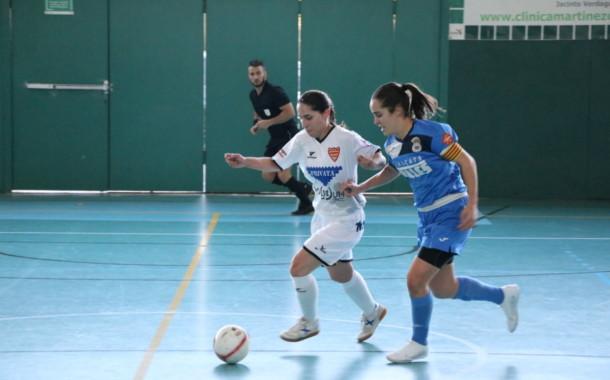 El CD La Concòrdia goleja (5-0) el César Augusta