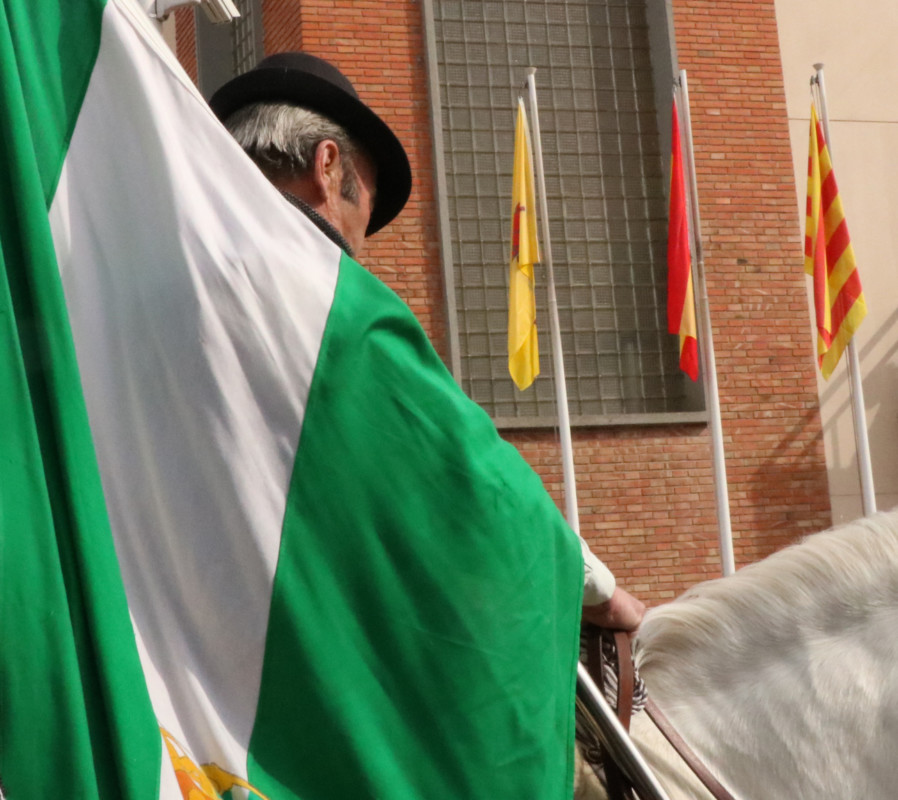 La Casa de Andalucía celebrarà diumenge el Dia d'Andalusia